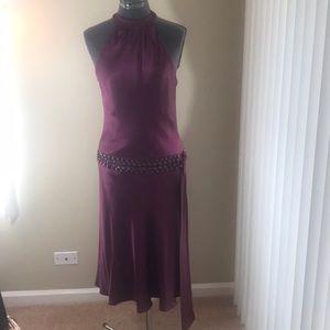 Anne Klein 20s inspired dress